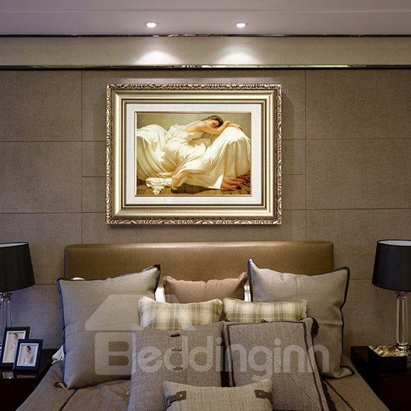Gorgeous Sleeping Beauty 1-Panel Framed Wall Art Prints