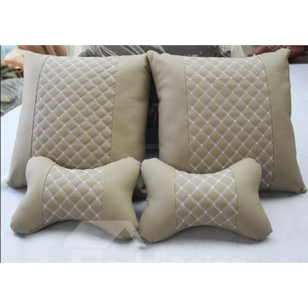 Special Design And Worth Price Car Pillow Sets