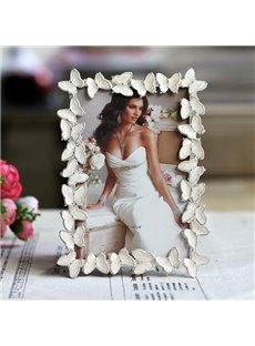 Amazing Butterfly Framed Decorative Multi-Color 8-inch Desktop Photo Frame