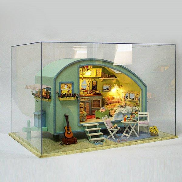 Unique Motor Home Design Musical DIY House Sound Control