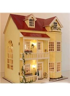Splendid Grand Good Quality Sound Control Musical DIY House