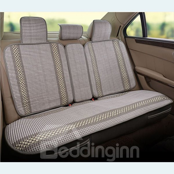 Fashion and Special Designed Cool Ice Silk Universal Car Seat Covers