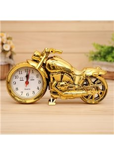 Amazing Motorcycle Desktop Clock Desktop Decoration