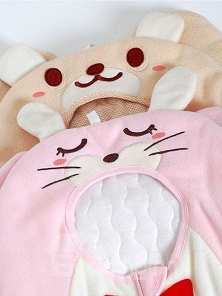 Soft and Lovely Animal Shape Cotton Baby Sleeping Bag