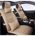 Noble Luxurious Pure Color Car Seat Covers