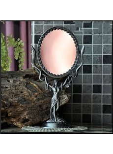 Fantastic European Style  Rotatable Mirror Gift For Women