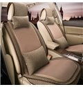 Special Design Push and Linen Combination Car Seat Covers