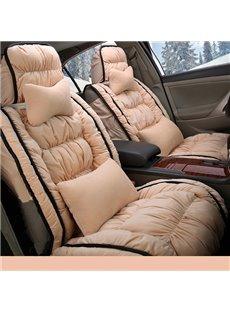 High Level Unique Design Pure Color Car Seat Covers