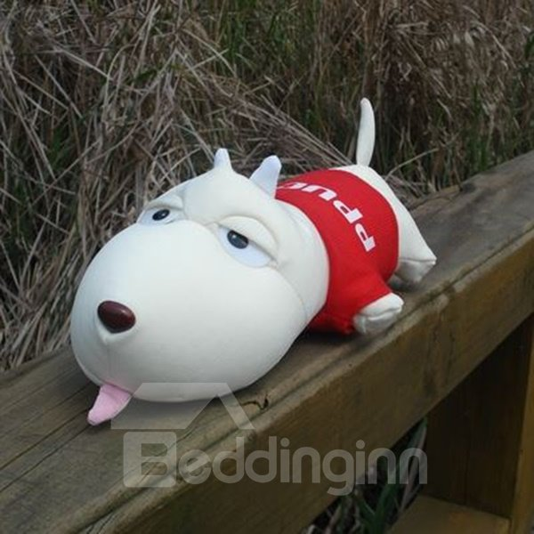 Cute Lazy Dog Charocal Bag Car Fragrance