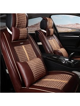 Hot Popular Breathable and Vogue Ice Silk Car Seat Covers
