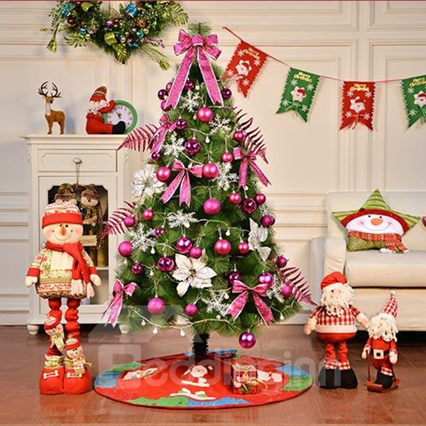 Luxurious And Grand 1.5m High Quality Christmas Tree Three