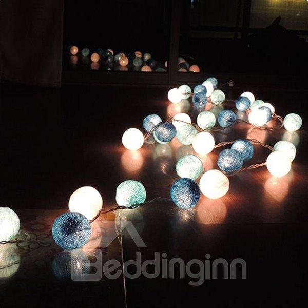Fantastic Luminous Colorful Lantern Christmas Decoration 4 Colors to Choose