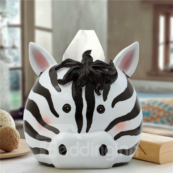 Creative zebra dead shape toilet paper holder Creative toilet paper holder