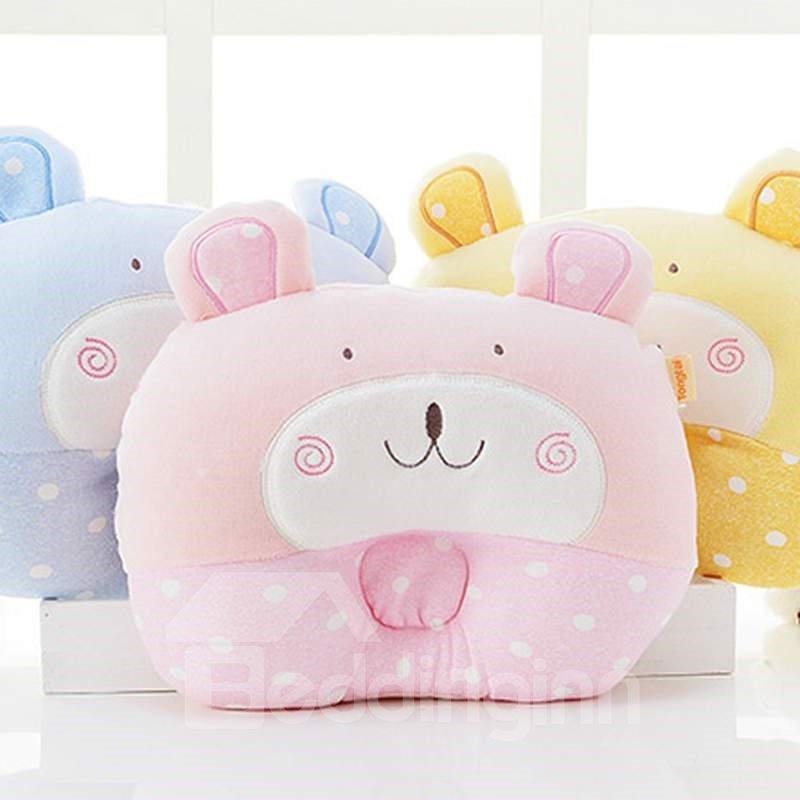 Cute Animal Shaped Pillows : Cute Animal Shape Prevent Flat Head Baby Pillow - beddinginn.com