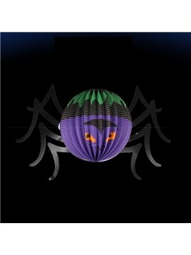 Special Large Size Spider Lantern Halloween Decoration