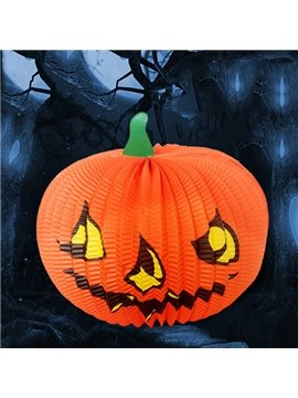 Large Size Pumpkin Lantern Halloween Decoration
