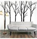 Amazing Branches Extra Large Background Decoration Removable Wall Sticker