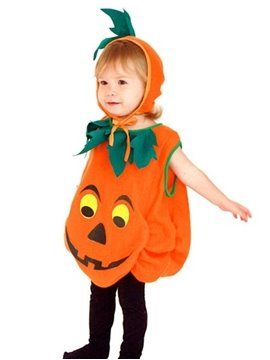 Super Lovely little Pumpkin Baby Halloween Costume