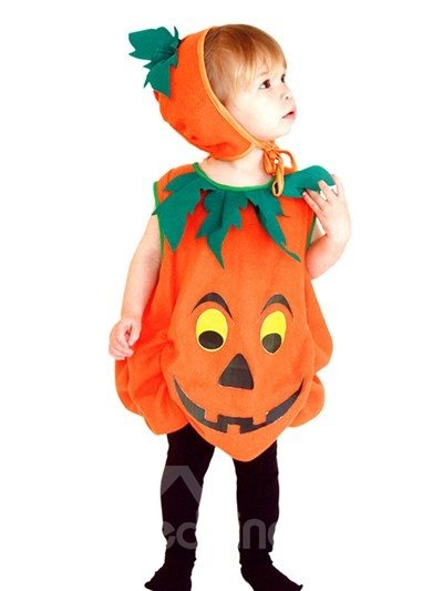Super Lovely little Pumpkin Baby Halloween Costume