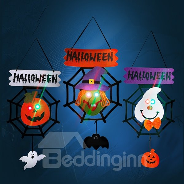 Cute Spider Halloween Pendant Three Types to Choose