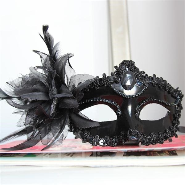 Luxurious and Elegant Mask Four Colors to Choose