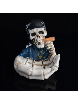 Special Ghost with Big Hand Ashtray Desktop Decoration