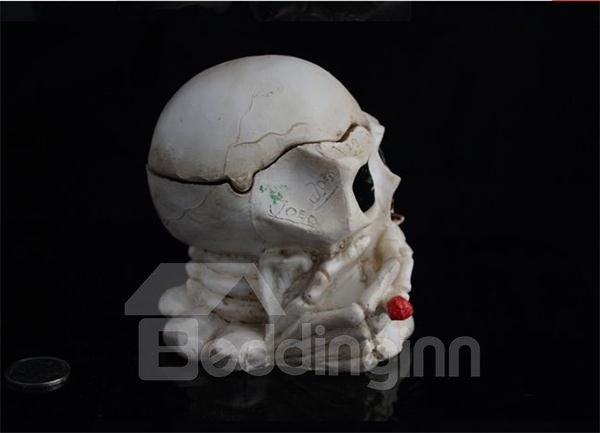 Fashion Original Style Skull Head Ashtray