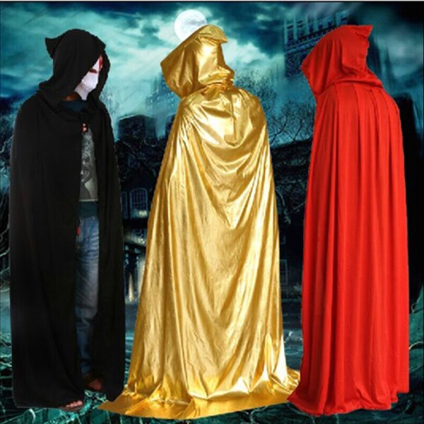 Large Size 1.7m Cloak Three Colors to Choose