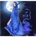 Elegant High Quality 1.6m Pleuche Cloak Four Colors to Choose