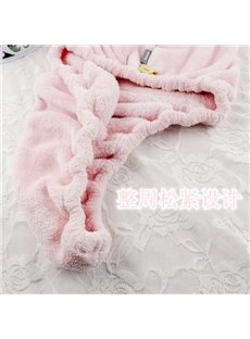 High Class Fashion Quick Dry Hair Towel