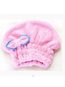 Graceful Unique Thick Water Absorption Hair Towel