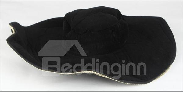 Charming Personal Wide Brim 60cm Private Hat