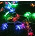 Novelty Snowflake Style 10m LED Christmas Light