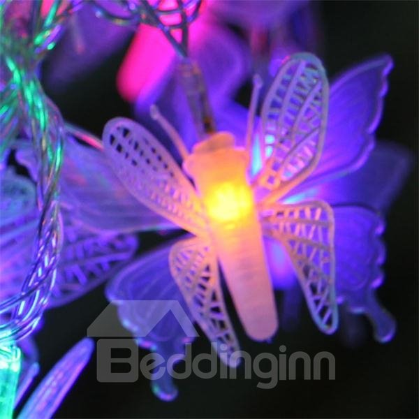 Beautiful Butterfly Design 10m LED Christmas Light