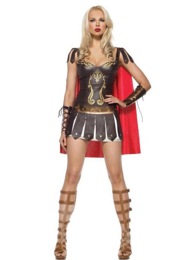 New Arrival Stunning Ancient Greek Gladiator Costume