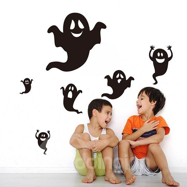 Halloween Little Spirits Ghosts Nursery Removable Wall Sticker