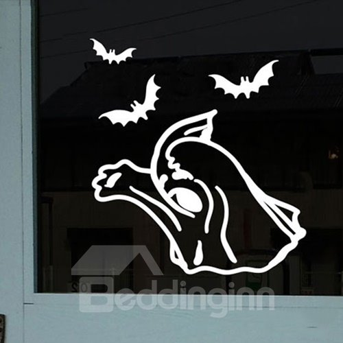 Halloween Naughty Little Spirits Removable Wall Sticker