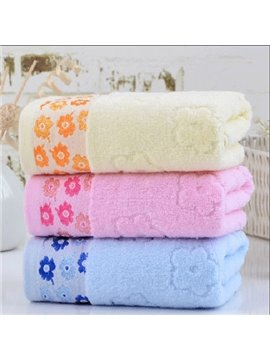 New Arrival Concise Unique Soft Full Cotton Towel