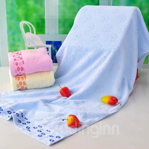 New Arrival Concise Unique Soft Full Cotton Towel