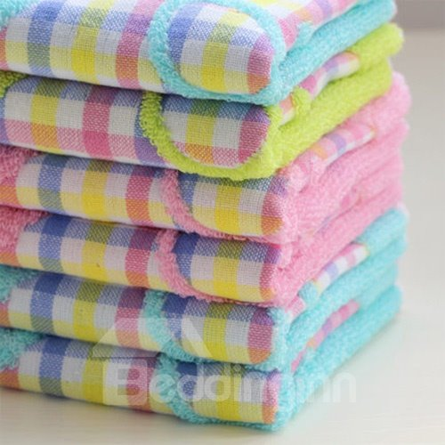 New Style Lovely Cartoon Pattern Children Cotton Towel