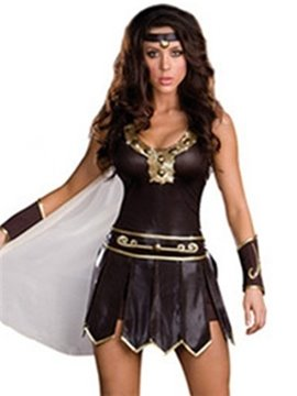 New Style Sexy Roman Princess Design Halloween Costume
