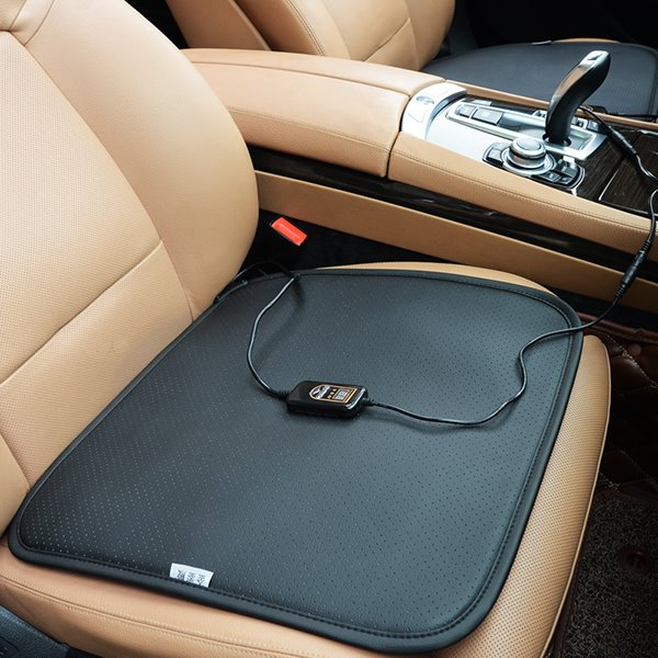 New Arrival Simple Designed Electronic Heating Front Seat Mat Set
