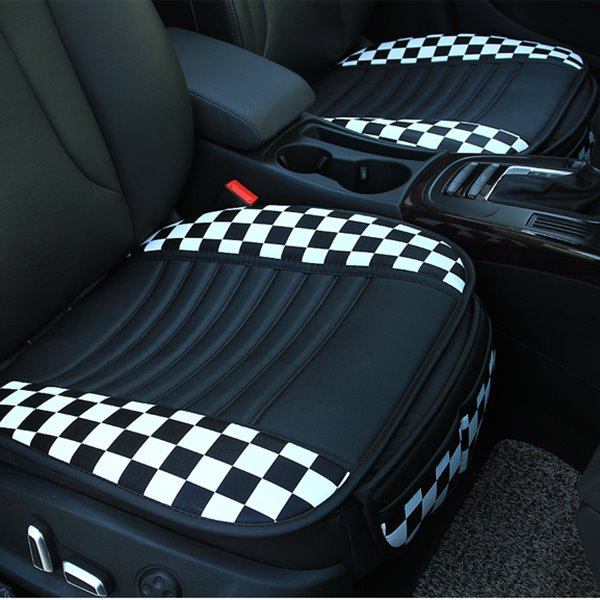 Styling Athletic Designed Dual Colored Car Seat Mat
