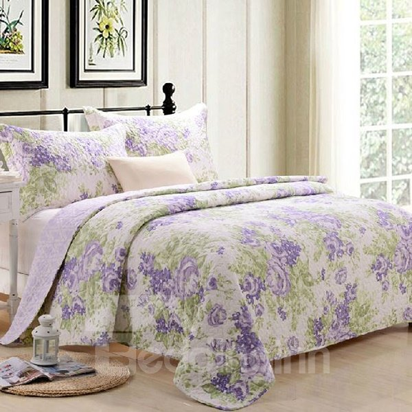 Light Purple Bedding