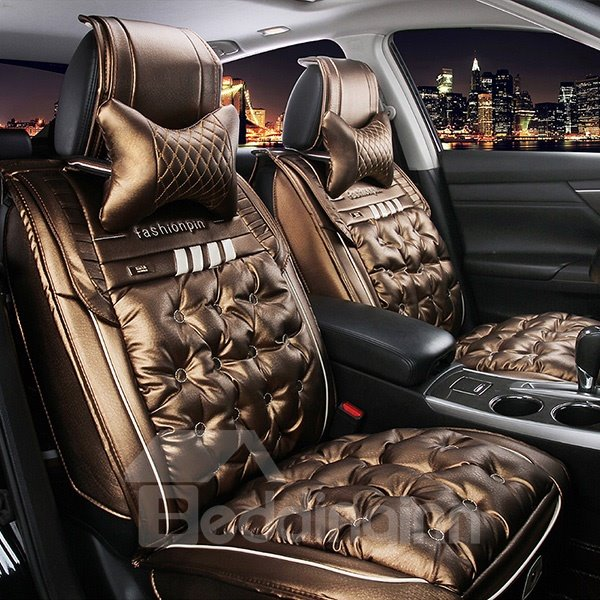 Classic Designed Comfortable and Graceful Leather Material Car Seat Cover
