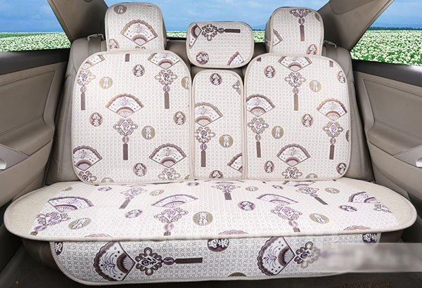 Outstanding Beautiful Traditions Patterned Car Seat Cover