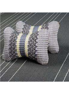 Exquisite Comfortable Cotton Material Car Neckrest Pillow