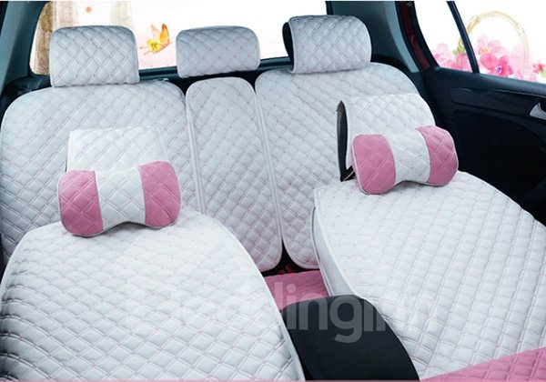 Modern Designed Lovely Car Seat Cover Set