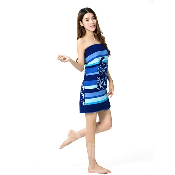 New Arrival Fashion Blue Dolphin Bath Tower