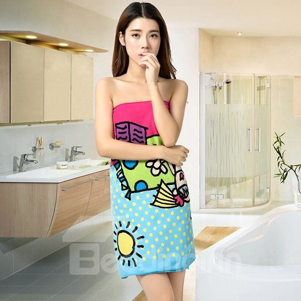 New Arrival Fashion Girl in the Sandbeath Bath Tower
